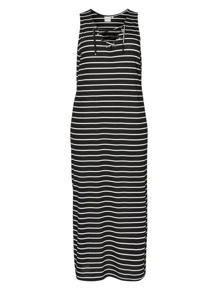 JUNAROSE Maxi- Kleid in Black