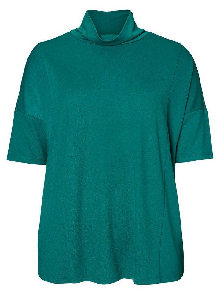 JUNAROSE 2/4-ärmelige Bluse in Cadmium Green