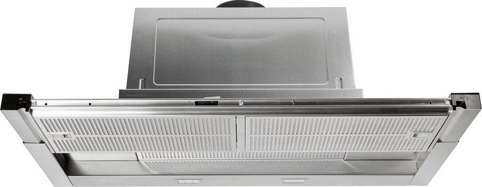 Bosch Flachschirmhaube DFR097T50 in edelstahl