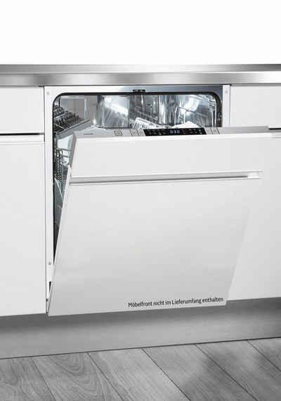 Hanseatic Vollintegrierbarer Einbaugeschirrspüler WQP12-J7713D, A+++, 10 Liter, 13 Maßgedecke Sale Angebote