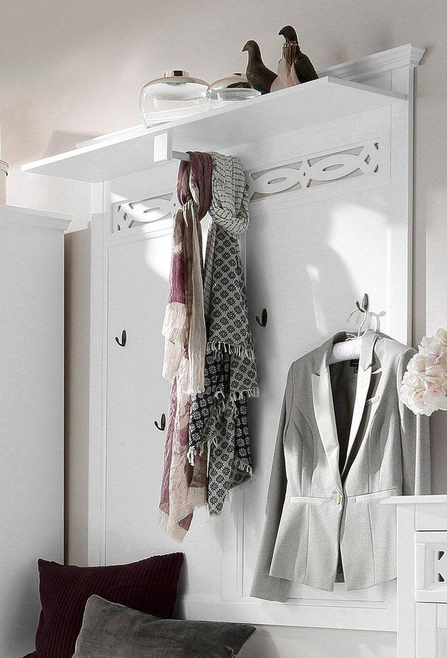 Home affaire Garderobe »Elegant« in weiß