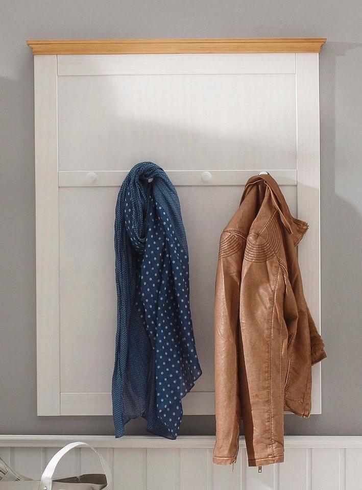 Garderobenleisten und Haken - Home affaire Garderobe »Selma«  - Onlineshop OTTO