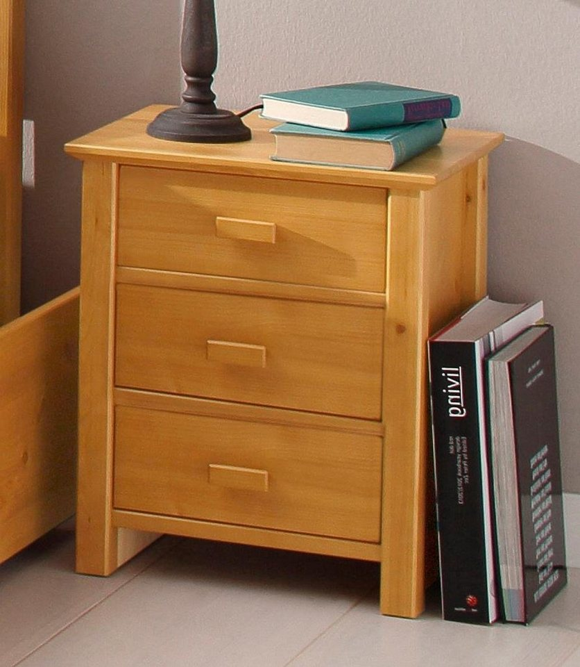home affaire nachttisch devi online kaufen otto. Black Bedroom Furniture Sets. Home Design Ideas