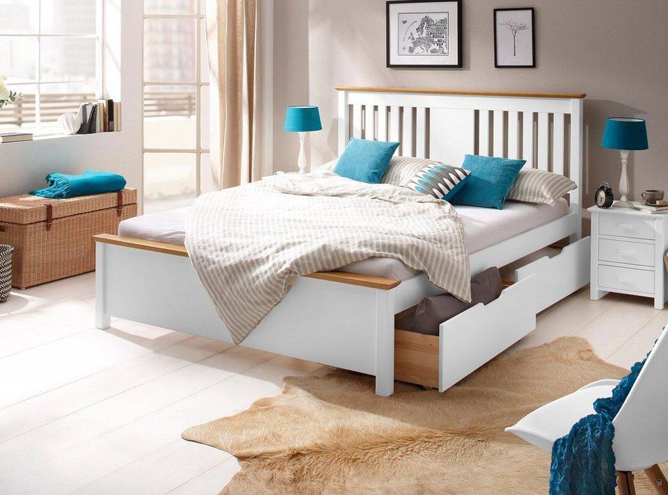 home affaire bett devi online kaufen otto. Black Bedroom Furniture Sets. Home Design Ideas