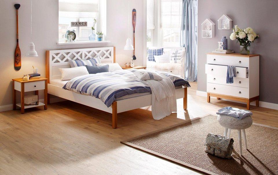 home affaire bett jella online kaufen otto. Black Bedroom Furniture Sets. Home Design Ideas