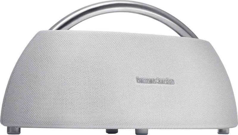 Harman/Kardon Go + Play Bluetooth-Lautsprecher (Bluetooth, 100 W, Tragbar)