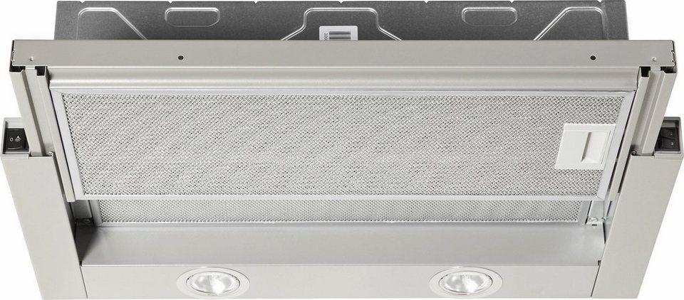 Bosch Flachschirmhaube DFL064W50 in grau-metallic