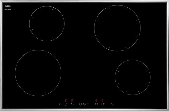 Amica Induktions-Kochfeld von SCHOTT CERAN® KMI 13317 E, Induktions-Kochfeld von Schott Ceran®