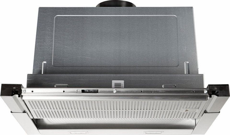 Bosch Flachschirmhaube DFR067T50 in edelstahl