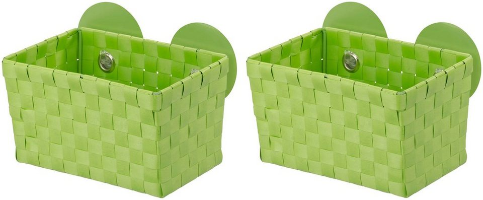 Aufbewahrungsbox »Fermo« in grün