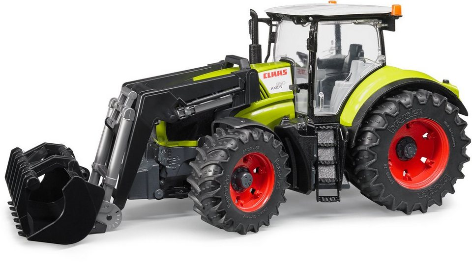bruder spielzeug traktor claas axion 950 f mit frontlader ma stab 1 16 online kaufen otto. Black Bedroom Furniture Sets. Home Design Ideas