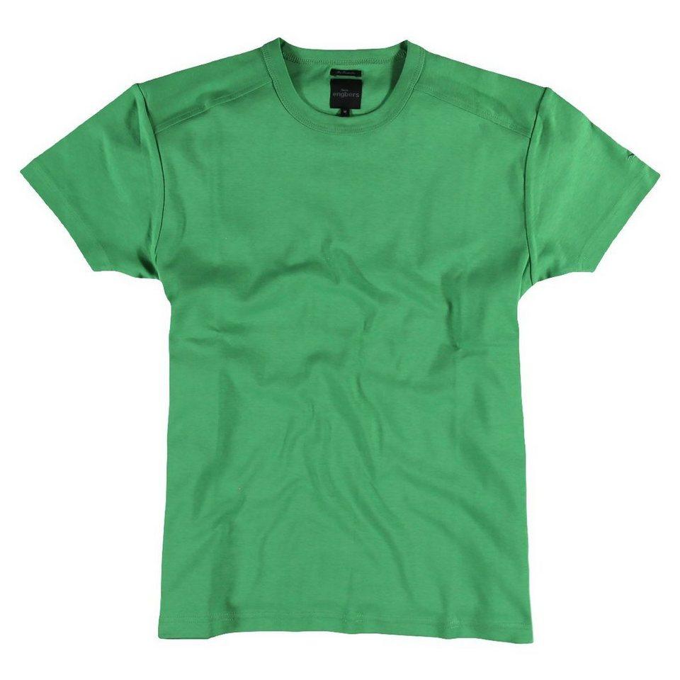 engbers T-Shirt in Minzgrün