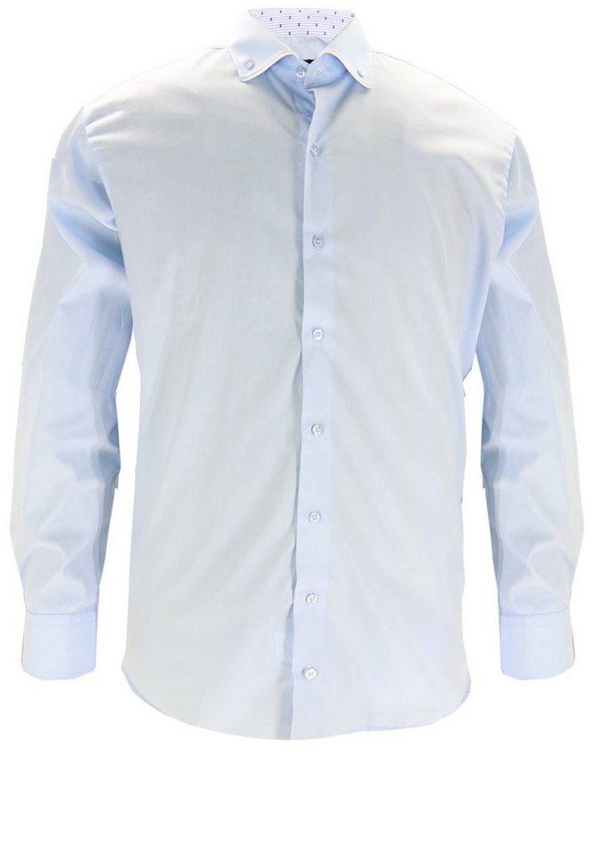 melvinsi fashion Oberhemd in Hellblau