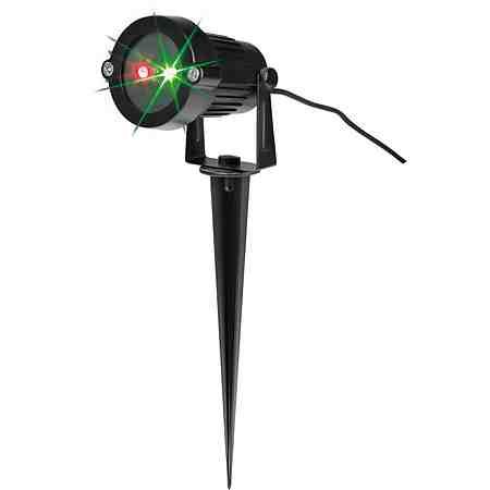 TV Werbung Laserstrahler mit Fernbedienung, »EASYmaxx«