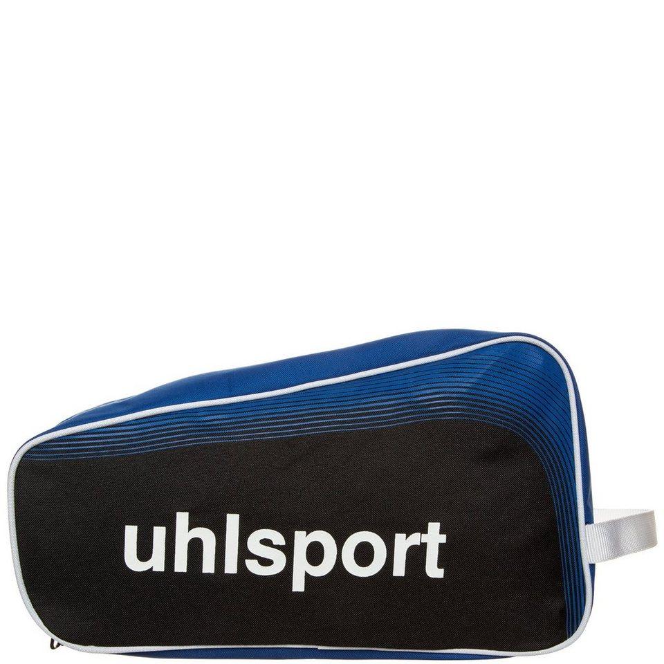 UHLSPORT Torhütertasche in weiß / blau
