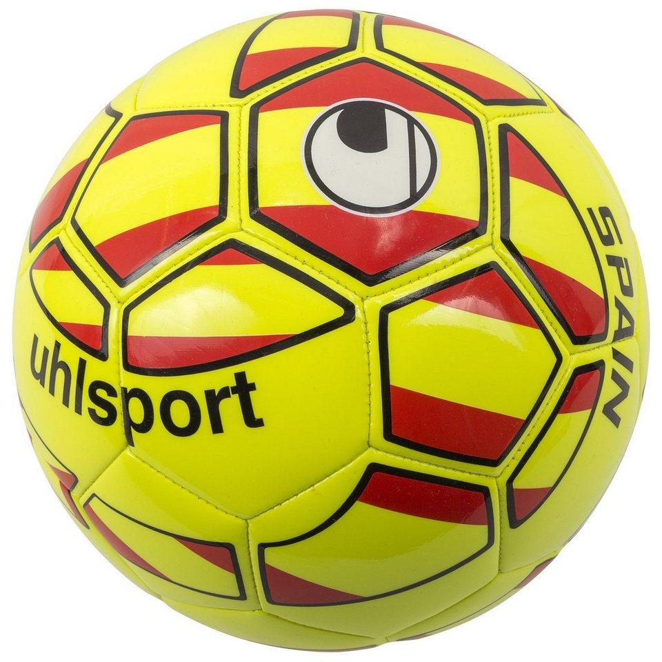 UHLSPORT Spanien Fußball in gelb / rot / schwarz