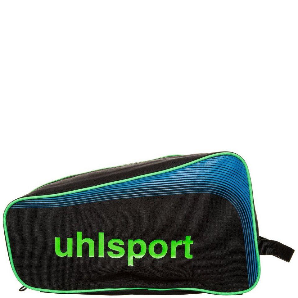 UHLSPORT Torhütertasche in schwarz / blau