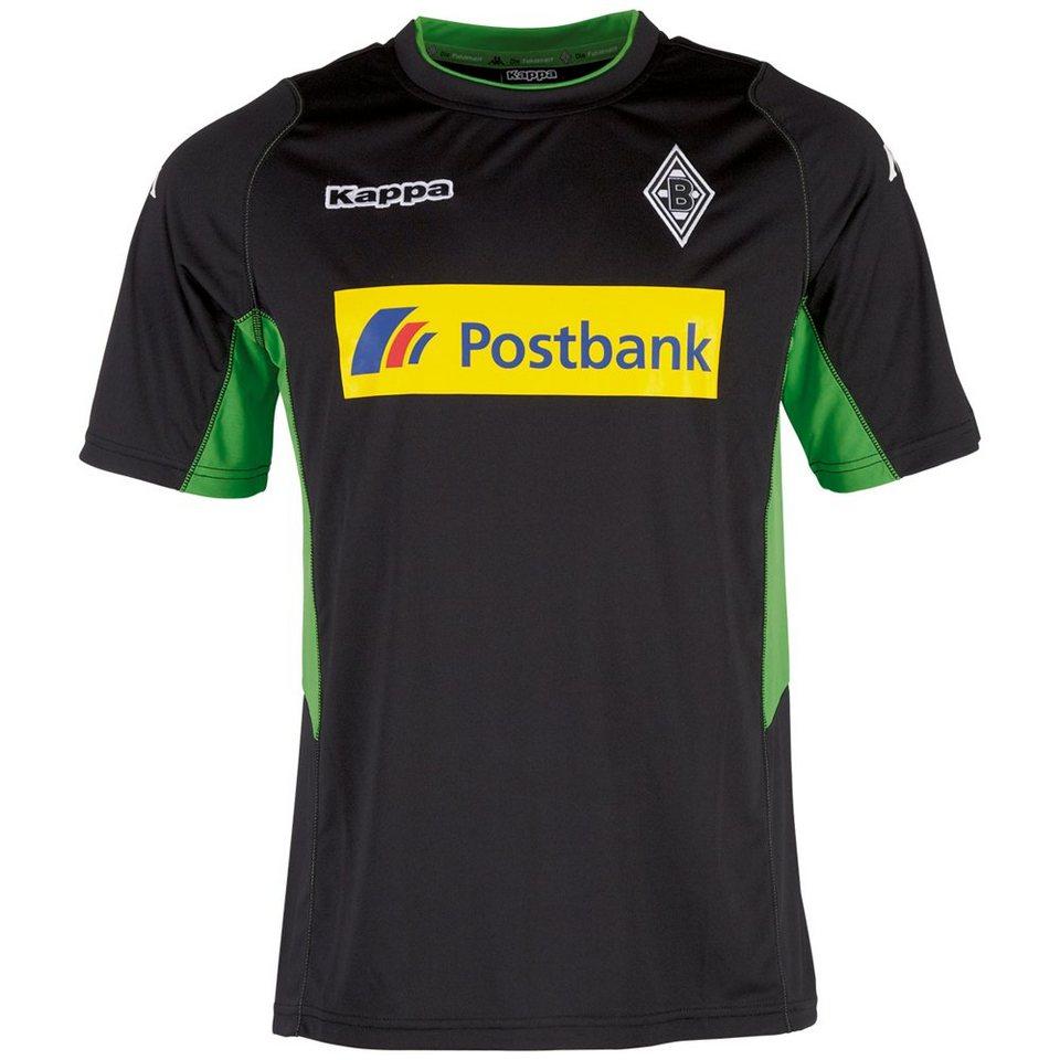 KAPPA Trainingsshirt »Borussia Mönchengladbach Trainingsshirt 16-17« in black