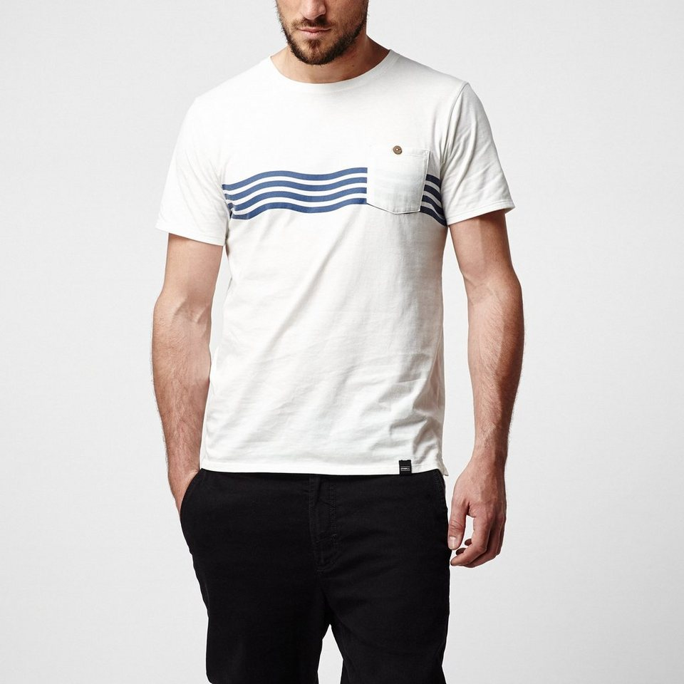O'Neill T-Shirt kurzärmlig »Perfect Lines« in Weiß