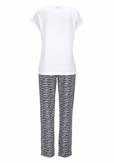 La Red oliver Vie Belle Im S Schwarz Bodywear Label design weiß Est Pyjama AqwOHURUF