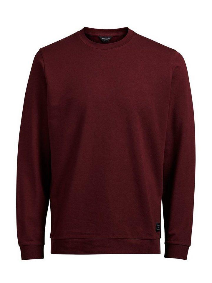 Jack & Jones Clean-Cut- Sweatshirt in Port Royale