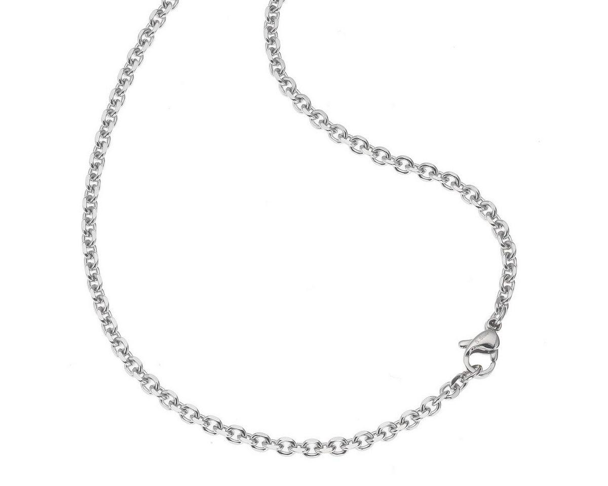 Zeeme Collier »Ankerkette Edelstahl 4mm breit« - Preisvergleich