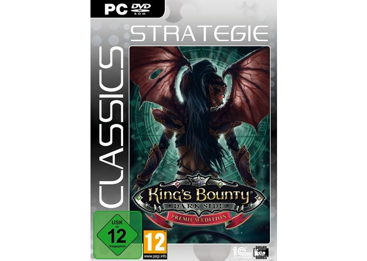 Morphicon PC - Spiel »Kings Bounty Dark Side (Strategie Classics)«