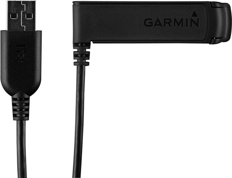 Garmin Lader »USB Kabel ink Ladeklemme fenix« in Schwarz