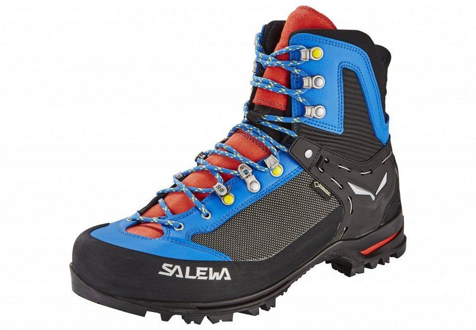 Salewa Kletterschuh »Raven 2 GTX Alpine Boots Men« in schwarz