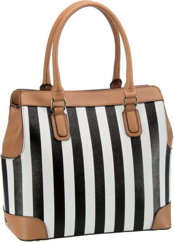 Sansibar Stripes 1017 Zip Bag in Black