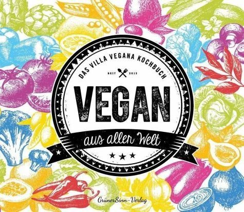 Gebundenes Buch »Vegan aus aller Welt«