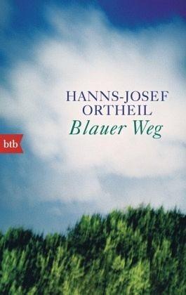 Broschiertes Buch »Blauer Weg«