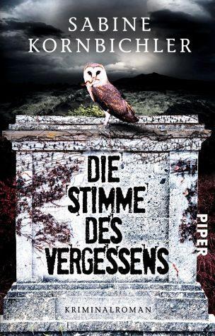 Broschiertes Buch »Die Stimme des Vergessens / Kristina Mahlo Bd.2«