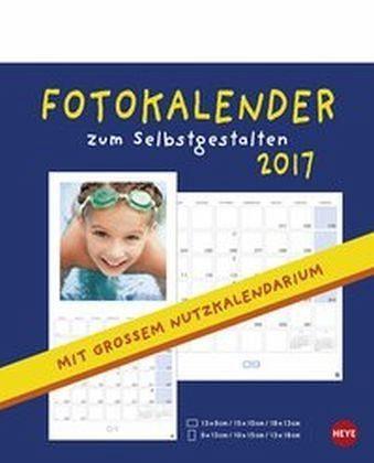 Kalender »Fotokalender zum Selbstgestalten 2017 klein«