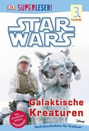 Gebundenes Buch »SUPERLESER! Star Wars(TM) Galaktische Kreaturen«