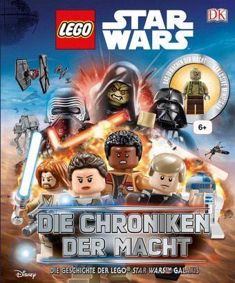Gebundenes Buch »LEGO® Star Wars(TM) Die Chroniken der Macht«