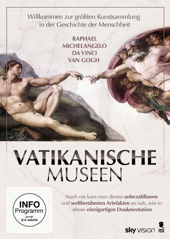 DVD »Vatikanische Museen«
