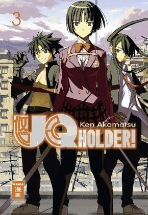 Broschiertes Buch »UQ Holder! / UQ Holder! Bd.3«