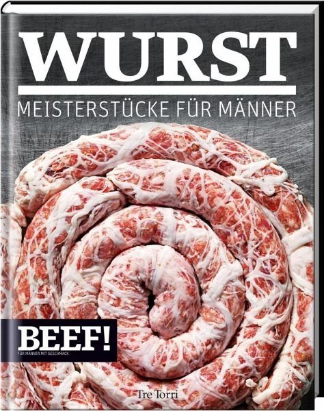 Gebundenes Buch »BEEF! WURST«
