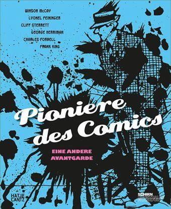 Broschiertes Buch »Pioniere des Comic«