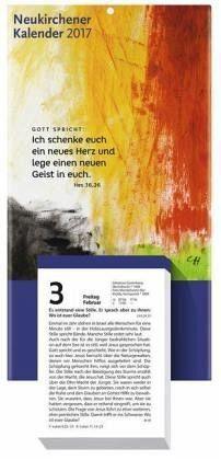 Kalender »Neukirchener Kalender, Abreißkalender 2017«