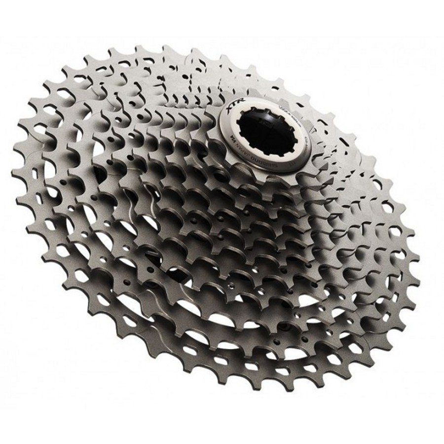 Shimano Fahrradkasetten »XTR CS-M9001 Kassette 11-fach 11-40 Zähne«
