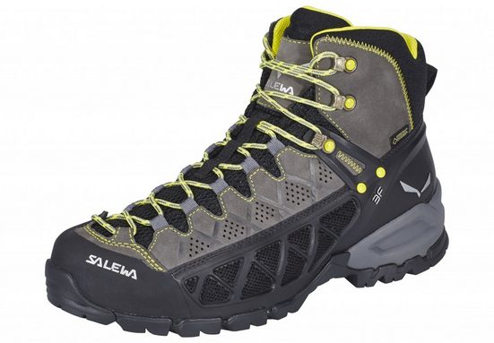 Salewa Kletterschuh Alp Flow Mid GTX Hiking Shoes Men