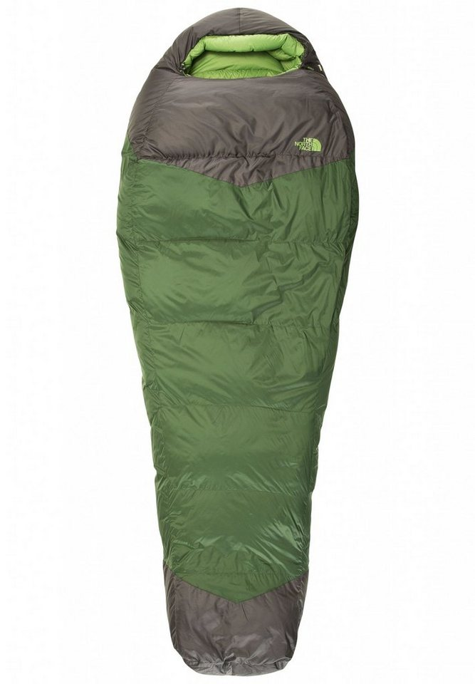 The North Face Schlafsack »Green Kazoo Sleeping Bag Reg« in grün