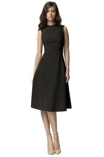 nife Cocktailkleid »Kleid in A-Linie ärmellos«