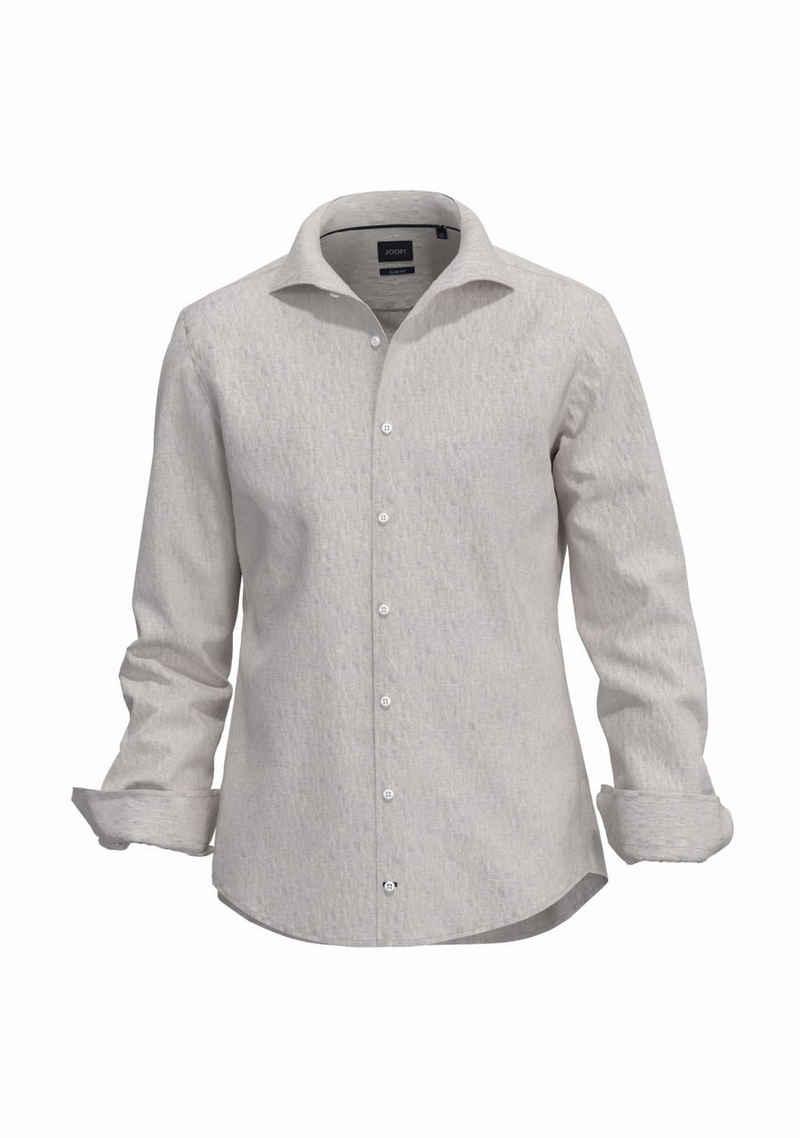 Joop! Langarmhemd »Leinen-Hemd Peppe«