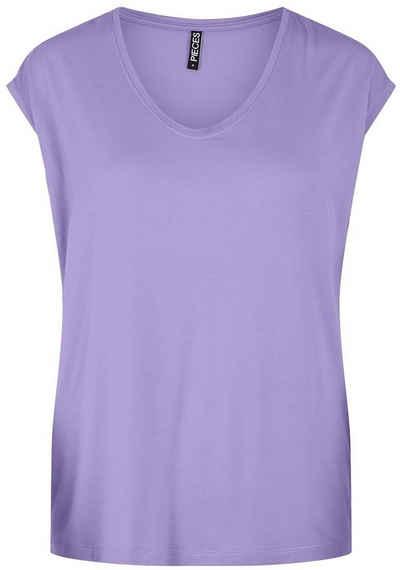 pieces V-Shirt »PCBILLO«