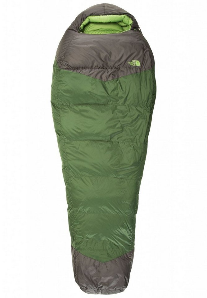 The North Face Schlafsack »Green Kazoo Sleeping Bag Long« in grün