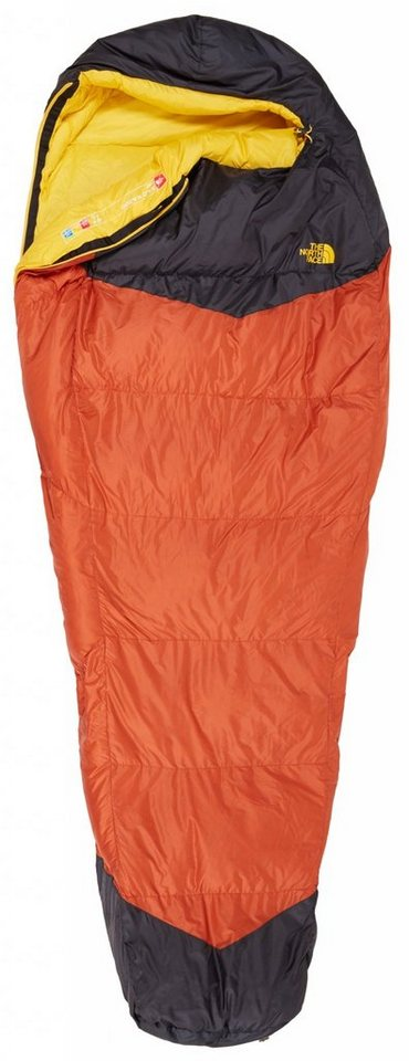 The North Face Schlafsack »Gold Kazoo Sleeping Bag Long« in orange