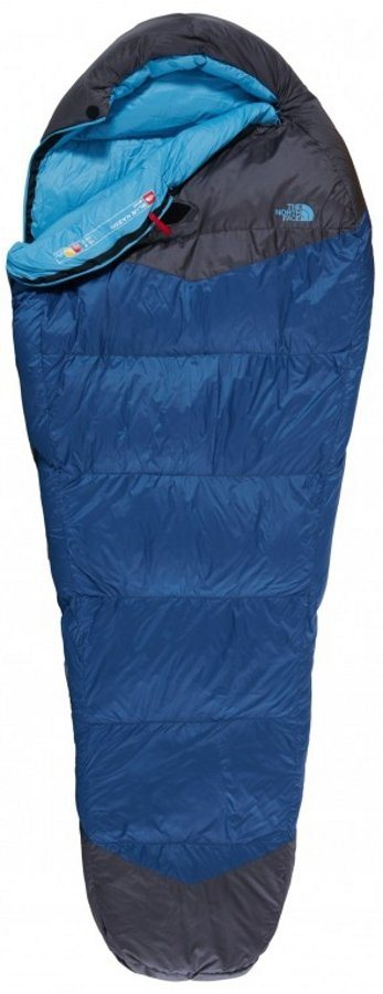 The North Face Schlafsack »Blue Kazoo Sleeping Bag Reg« in blau